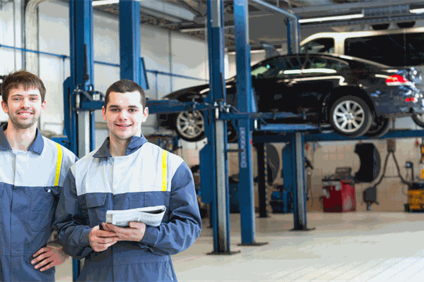 Vehicle Technician Level 3 - Job representing image